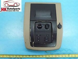 Ford Expedition Rear Center Console Bezel With Cubby 5 4l 2003