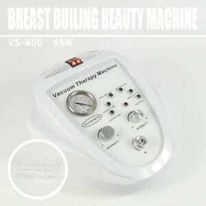 Hot Vacuum Massage Therapy Body Shaping Breast Builing Beauty Machine