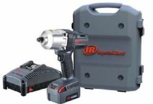 Ingersoll Rand W7150 K12 1 2 Inch Impact 20v 5 0ah Lith Ion Single Battery Kit
