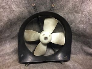 1998 Honda Civic Ex Oem A T Radiator Cooling Fan With Motor
