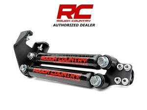 1987 95 Jeep Yj Wrangler 4wd Rough Country Dual N2 0 Steering Stabilizer 87307