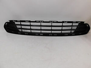 2010 2011 2012 Ford Fusion Sport Lower Black Grille Oem