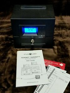 Pyramid 5000hd Heavy duty Auto Totaling Time Clock