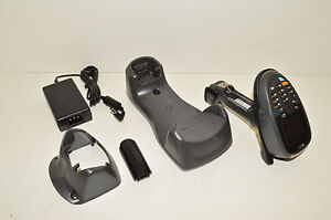 Motorola Symbol Mt2070 Batch Mobile Barcode Scanner Cradle No mcl