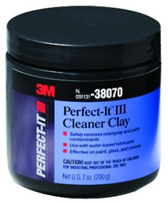 3m 38070 Perfect It Iii Blue Clay Overspray 200 G 3m 38070