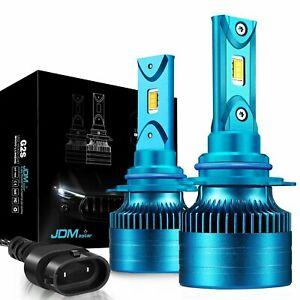 Jdm Astar G1 8000lm Hb4 9006 Led Headlight Low Beam Bulbs Lamps White fog Ligh