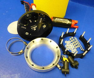 Aeromotive 18688 Phantom 340 Lph Stealth In Tank Electric Fuel Pump Kit 6 10