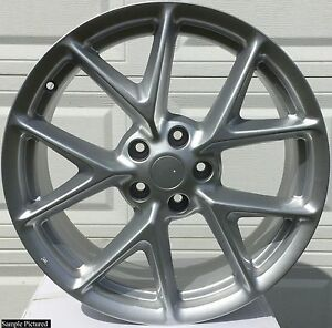 4 New 19 Wheels Rims For 2009 2010 2011 2012 2013 Nissan Maxima Altima 1703