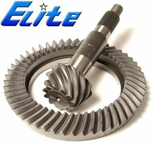 Dodge Chevy 3500 Ford Dana 80 Rearend 4 56 Ring And Pinion Elite Gear Set