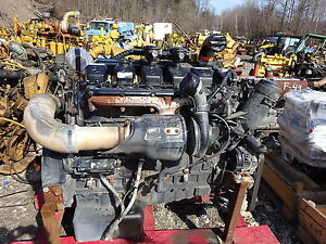 2008 Mercedes Om460la e3a 1 Diesel Engine Runs Exc Industrial Om460 Turbo