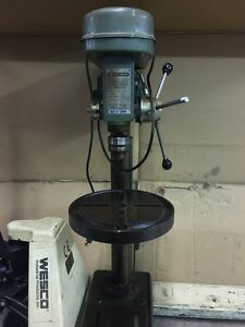 Cummins Machinery Heavy Duty Drill Press