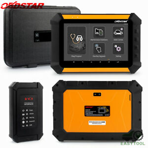 Obdstar X300dp Tablet Programmer Immobilizer Mileage Correction Adjust Odometer