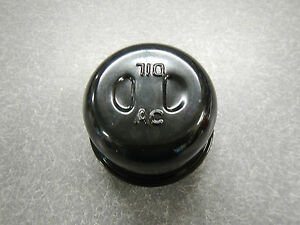 New Buick Nailhead Valve Cover Ac Breather Oil Fill Cap Painted 1953 1966
