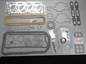 322 Chevrolet Truck Engine Gasket Set 56 57 58 59 Chevy Buick 264 322 53 56