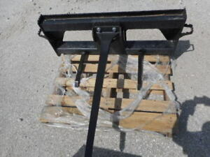 John Deere Single Prong Skid Steer Attachments