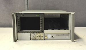 Hp Agilent 70004a Display For 70902a 70903a 70900b Optical Spectrum Analyzer