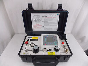 Druck Dpi 320 Pressure Calibrator Standard 1000 Psia W Power Adapter