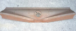 Nos Gm 1959 Chevy El Camino Station Wagon Upper Tail Gate Panel