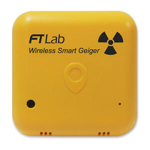 Ftlab Wireless Geiger Counter Wifi Geiger Radiation Dosimeter Gamma X ray
