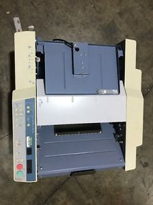 Duplo Df 915 Automatic Tabletop Paper Folder