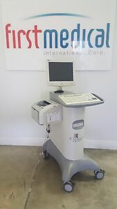 Cambridge Heart Stress Test System With Treadmill Trackmaster Tmx 425