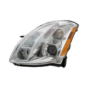 For Nissan Maxima 2005 2006 Replace Ni2502183n Driver Side Replacement Headlight
