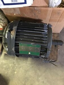 Lincoln Ac Motor 2481221 3hp 3phase