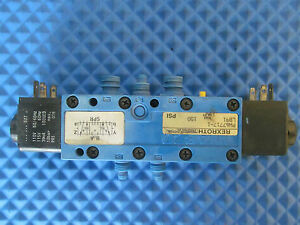 New Rexroth Valve Pw67717 1