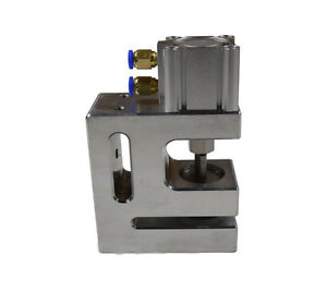 Small Round butterfly Shape Hole Puncher Punching Machine For Blister Card