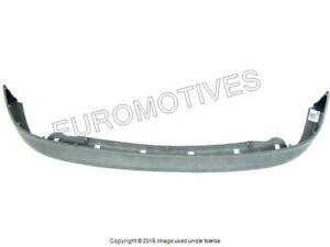 Saab 93 Aero 04 07 Front Spoiler Genuine Bumper Lower Lip Air Guide