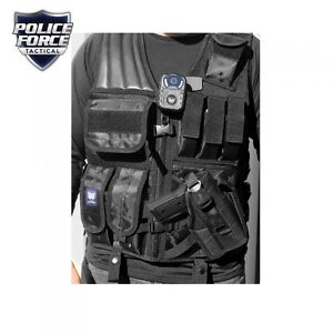 Police Force Tactical Vest designed For Special Operations And Tactical