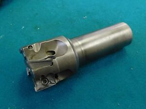 Seco 1 5 Indexable Insert Mill 1 0 Coolant Through Shank