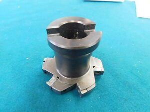 Seco Indexable Insert Slot Mill 63mm X 10mm X 22mm