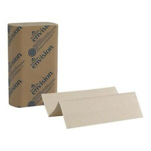 Gpc 23304 Envision Multifold Paper Towel 9 2 X 94 Brn 250 pk 16 Packs carton