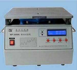 Electromagnetic Vibration Table Vertical Vibration Tester Testing Mechanical
