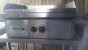 Electric Flat Top Grill