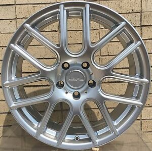 4 New 18 Wheels Rims For Chrysler 300 Dodge Challenger Charger Magnum 3702