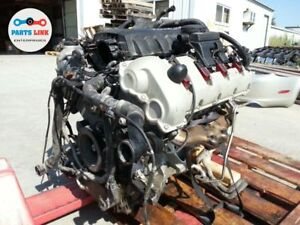 Porsche Cayenne 958 Engine Motor 4 8l Turbo Vin C 5th Digit 64k Miles