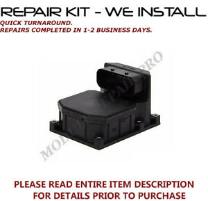 Repair Kit For 1998 2003 Bmw 530 530i Abs Pump Control Module We Install