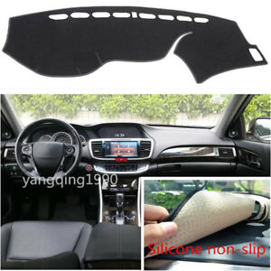 For 2013 2017 Honda Accord Non Slip Dashboard Cover Dashmat Dash Mat Pad