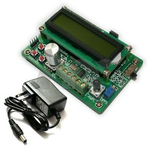 5mhz Dds Function Signal Generator Source Module Sine Square Frequency Counter