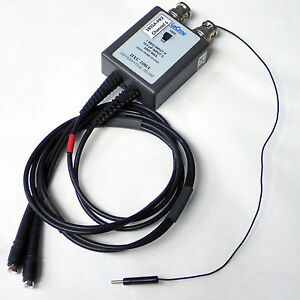 Teledyne Lecroy Dxc100a Passive Differential Probe Selectable 100 1 10 1 Tested