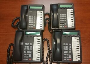 Phone System Toshiba Model Dkt3010 sd 4 Phones 1 Is Master