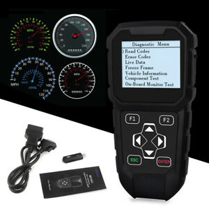 Obdii Diagnostic Tool Cluster Calibrate Odometer Correction For Vw Audi Gm Ford
