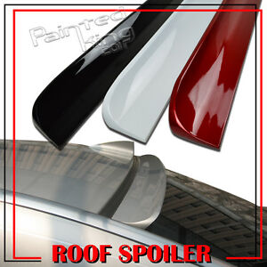 Painted nh731p Rear Roof Lip Spoiler Wing For Acura Tsx Cu2 2009 2013 Sedan 4d