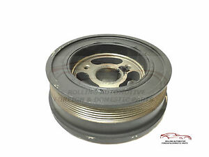 Crankshaft Pulley Harmonic Balancer 4 9l 300 6 Cyl Ford New Oem