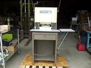 Rosback Rosco 370 3 Spindle Paper Drill