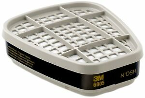 3m 28883 Formaldehyde organic Vapor Cartridge 6005 Pack Of 2