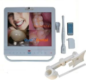Best Wireless Dentai Intra Oral Intraoral Camera With Monitor lcd Screen Holder