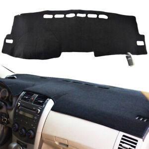 Dash Mat Dashboard Cover Dashmat Dash Cover Fit For Toyota Corolla 2009 2013